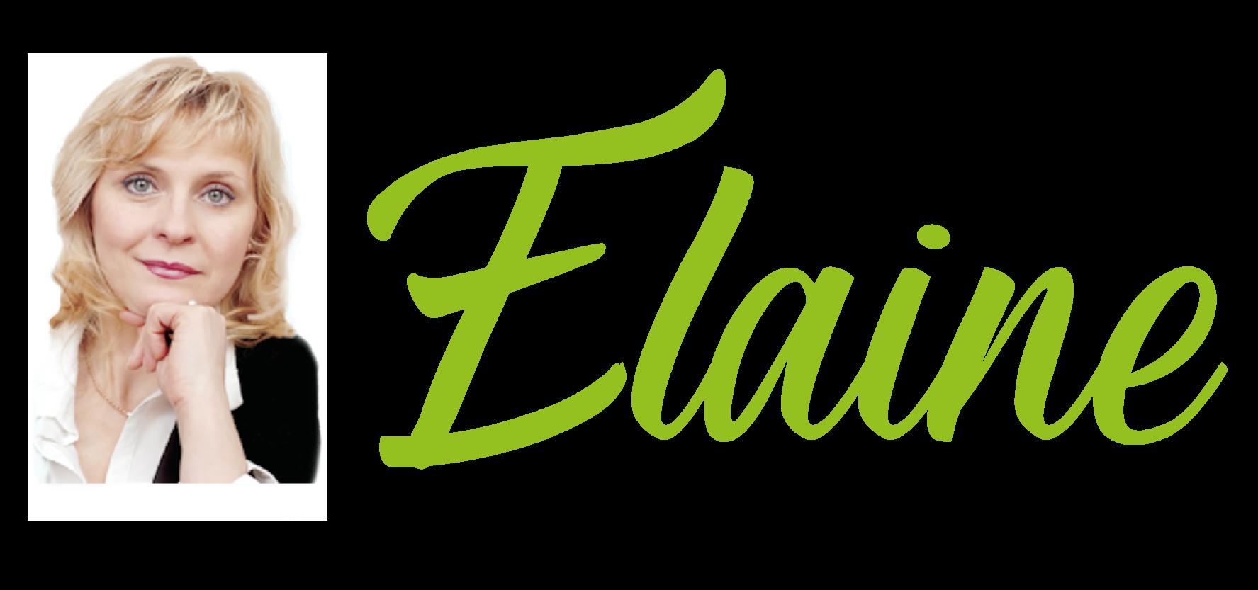 Elaine medium